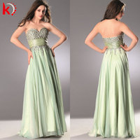 Beautiful Simple Guangzhou Turquoise Wedding Dress Imported From China