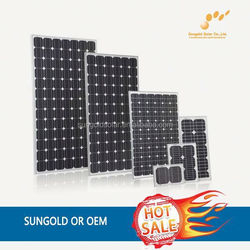 Made-In-China solar panles