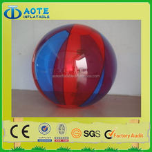 Design branded bouncing water ball