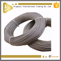 ss316 stainless steel wire rope
