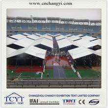 Arabian Cheap Clear Span Tent Rent For Sport Game/Event/Trade Fair/Garden