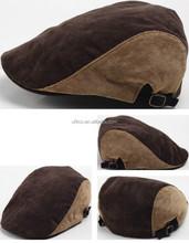 fashion caps/ custom newsboy cap/ corduroy ivy hats