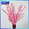120cm Floor Length Wedding Decorative Flower Artificial tree branch fake cherry blossom branch - Pink