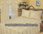 Dyed Plain Firal Bedspread