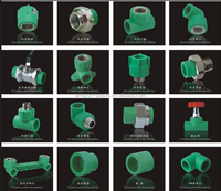 factory price all types of ppr pipe fittings