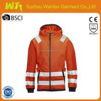 high quality waterproof winter life safety parka Security waterproof parka motorcycle jacket cheap custom reflective jacket