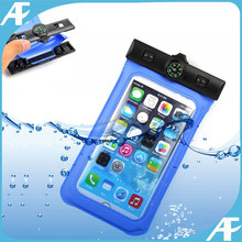 sealed PVC waterproof bag for iPhone 6/6 Plus