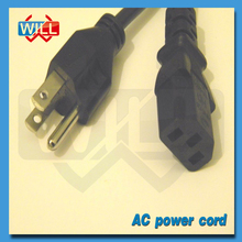 UL standard American standard 220v c7 power cord for rice cooker