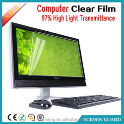 Factory Supply High Transparency Anti-scratch Clear Screen Protector For computer 24inch