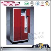 Public Furniture Corridor Metal Locker for Z shape Style Wardrobe