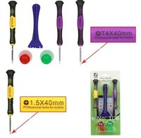 Opening Tool Kit Full Kit + 3m Adhesive (9p Kit) for Ipad 1, 2, or 3 Repair Part