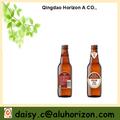 De couleur feuille d'aluminium pour la bière