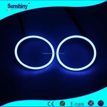 Hot selling Rgb led angel eyes ring headlight for honda accord 12v-24v cob 3W