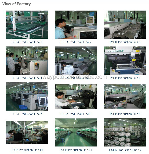 PCB Contract factory