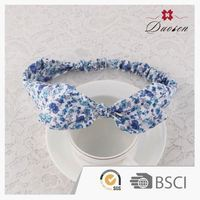 Super Quality Outdoor-Oriented Hand Made Custom Cotton Headbands For Baby
