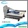 2015 New sublimation t-shirt heat press machine with auto open function