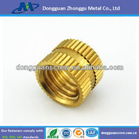 Made in China blind threaded inserts for plastic in insert used electronic
