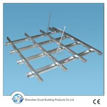 ISO Certificate Suspension Metal Ceiling V Shape Clip Ceiling
