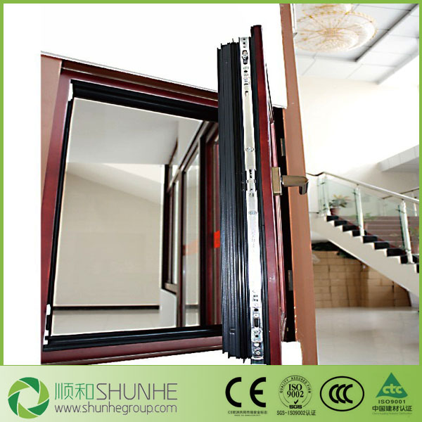 Aluminum Clad Wood Casement Window Aluminum Wood Windows