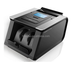 high-end money counting machine counterfeit money checking machine with UV MG IR MT