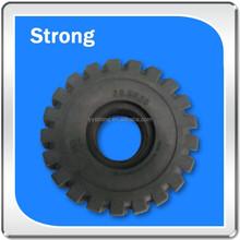 precision molded rubber part