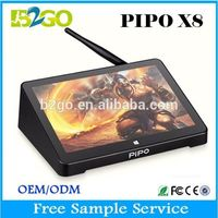 Original Z3736F dual OS Win 8.1 and android4.4 PIPO X8 enigma2 set top box vu solo touch screen intel mini pc