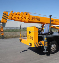 5 Ton Lifting Capacity Small Crane/5 Ton Construction Mini Truck Crane
