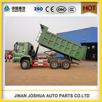 Chinese Heavy SINOTRUK HOWO 6x4 Dump Truck with best quality/shacman dump truck 6x4