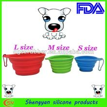 2012 colorful unbreakable raised dog bowls
