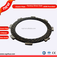 motorcycle spare part, ct100 clutch plate