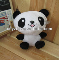 Plush stuffed baby pandas for sale/baby plush toy panda