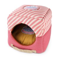 Catidea Lovely Double Comfy Cat Bed