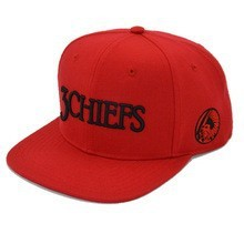 New design your own red 6 panel embroidery snapback hat english letters pattern