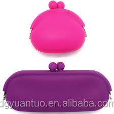 Colorful Silicone Purse Wallet /Cute Animal/New Design Silicone Coin Purse