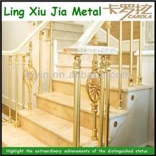 Xyc009 aluminium villa main courante balustrade
