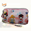 Promotional nylon cosmetic bags/ makeup pouch/ toiletry bags for girls