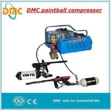 high pressure paintball PCP air compressor with 300bar 4500psi