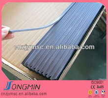 extruded flexible magnetic refrigerator seal strip