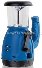ROHS compliant plastic silicon magnet solar multi-functional lantern