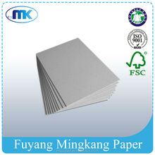 300gsm duplex board grey/white back china wholesale