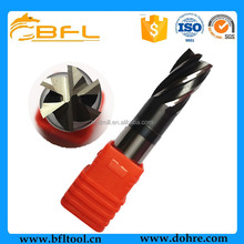 BFL CNC Carbide Standard 6 cuts Milling cutter Tools for finishing machining