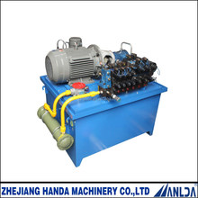 power unit hydraulic control system