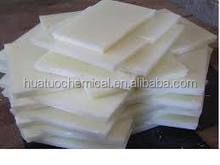 58-60 Melting Point Commercial Solid Semi Refined Paraffin Wax