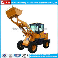 Chinese brand WEILI ZL12 small front wheel loader for construction machine HOT sale!!!