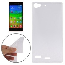 Wholesale Ultra-thin Soft TPU Protective Case Cover for Lenovo VIBE X2(Transparent)