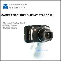 Multiple alarms custom universal rotating camera mount
