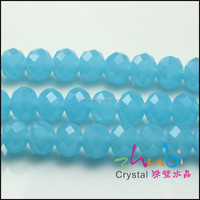 Glass Beaded Curtain,Prices Crystal Beads,Crystal Glass Rondelle Beads For Jewelry Accessories