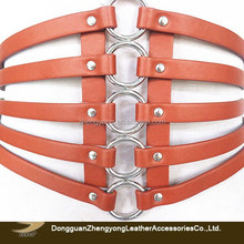 hot and best seller belt, fashion leather with elastic belt, latest design belt for lady