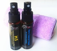 Nano Hydrophobic coating nano coat car shiny good water beading--New H5 Kit
