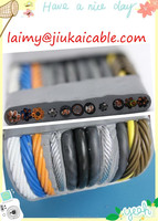 traveling lift cable control cable